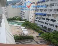 Copacabana 2 Quartos (1 Suíte) 60.00 m2